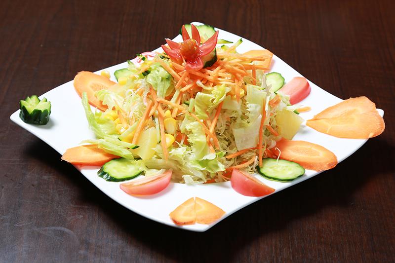 グリーンサラダ ¥400