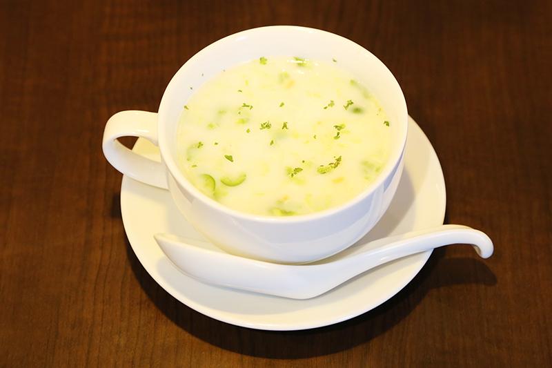 野菜スープ ¥400