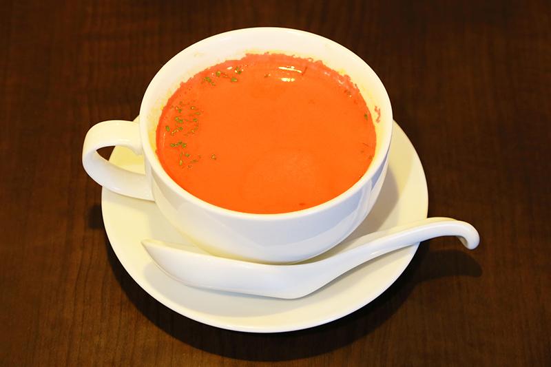 トマトスープ¥400